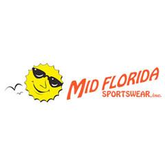 Branding Client - Mid Florida Sportswear.