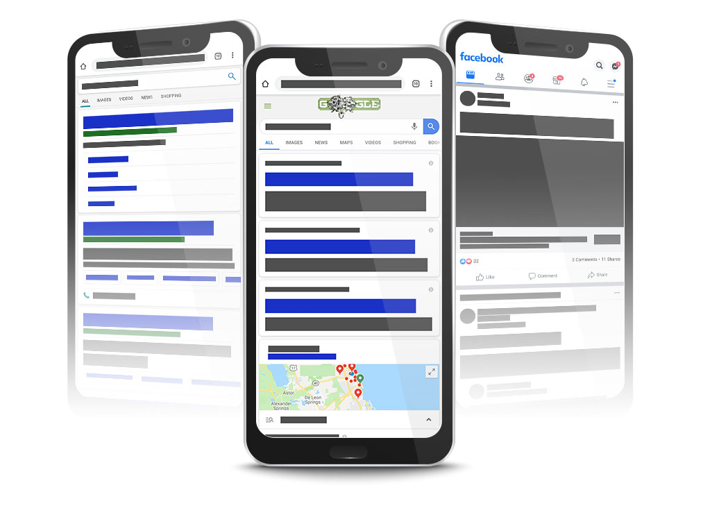 Digital advertising on mobile